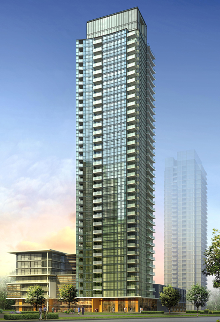 Parkside Village, Park Residences, mississauga