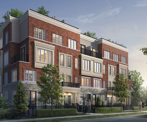 Block 55 Townhomes